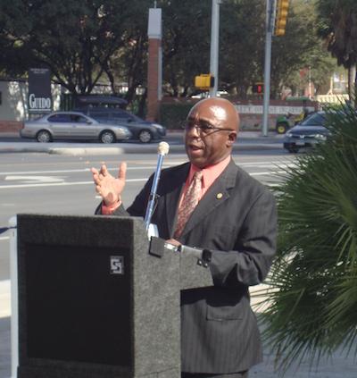 District 2 Councilmember Keith Toney. Courtesy photo.