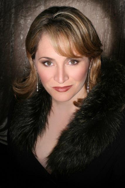 Internationally acclaimed soprano, Patricia Racette. Courtesy image.