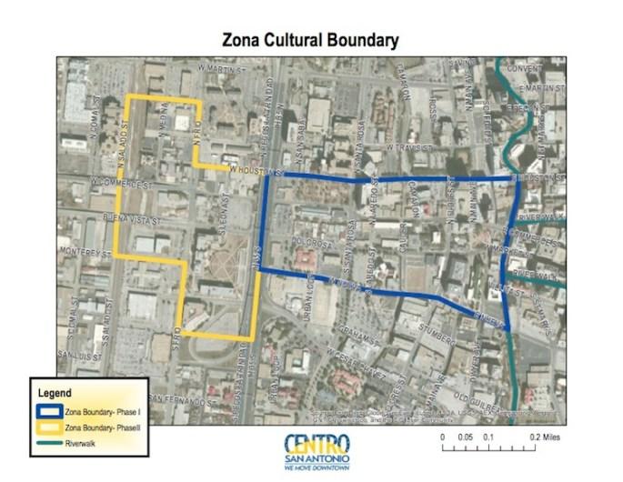 Zona Cultural Boundary
