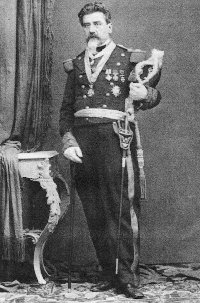 Gen. Pedro de Ampudia, who had commanded the Mexican Army of the North prior to Arista, now served as Arista's subordinate. Ampudia conducted the seige of Fort Brown on the Rio Grande and was a critic of Arista's tactics following the Mexican defeats at Palo Alto and Resaca de la Palma.