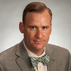 Dr. Jacob Tingle, who serves as faculty advisor for the ALE internship.