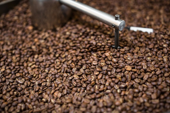 Merit Roasting Co.'s medium roast coffees are selected from small farms with exceptional beans. Photo by Scott Martin.