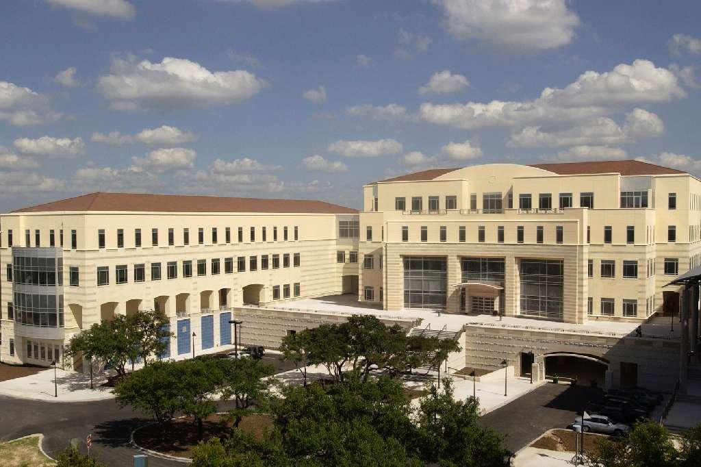 UTSA 1604 Campus main building. Courtesy photo.