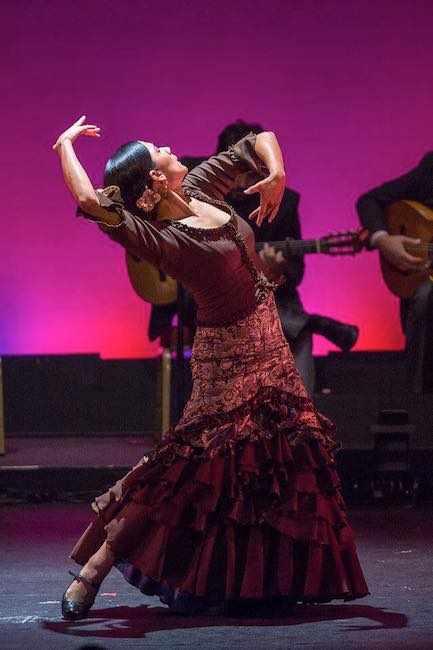 Folk dancer Jackie Rodriguez-Navar. Courtesy Photo.
