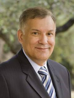 former USAA CEO and President Joe Robles Jr.