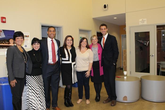 The leadership team of Student Aid San Antonio. Courtesy photo.