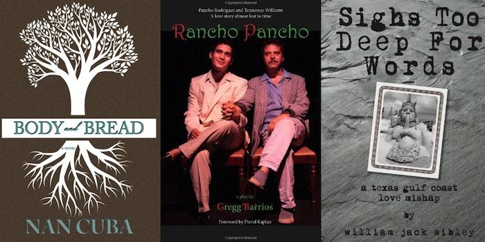 Books by Nan Cuba, Gregg Barrios, William Jack Sibley