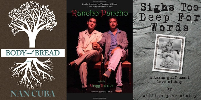 Books by Nan Cuba, Gregg Barrios, William Jack Sibley