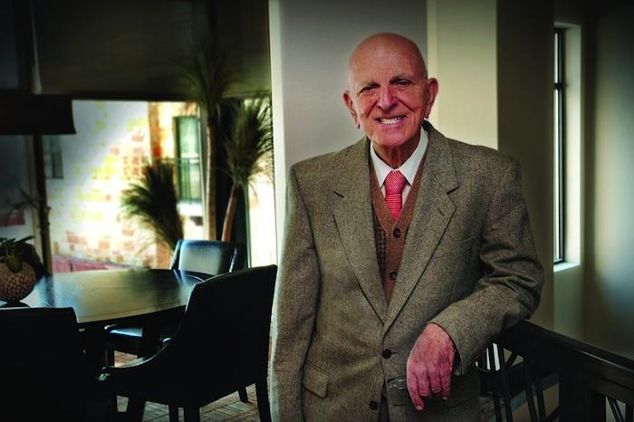 John L. Santikos. Photo courtesy of the San Antonio Area Foundation.