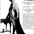 Dr. T.T. Jackson, King Antonio I, featured in a 1915 issue of the San Antonio Light.