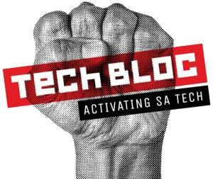 Fist graphic/logo courtesy of TechBloc.