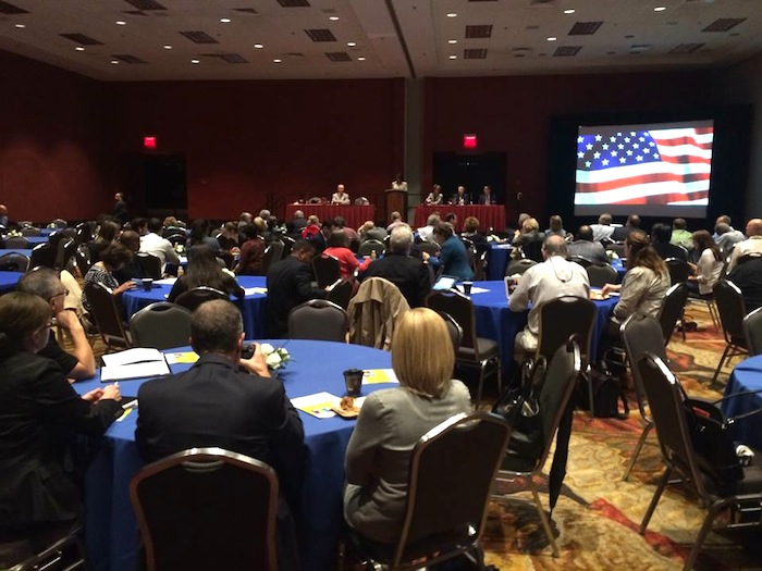 The first annual San Antonio Housing Summit. Photo courtesy of Ivy Taylor's Facebook page.