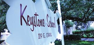 Keystone School. Courtesy photo.