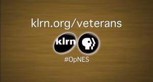 KLRN's Veteran Voices series. Courtesy photo.