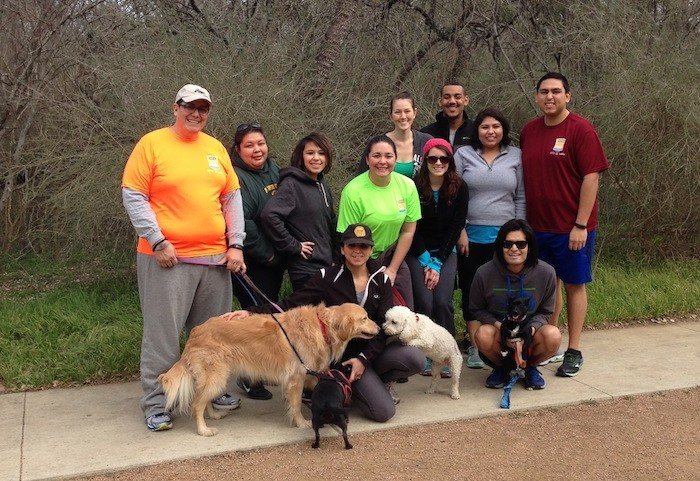 San Antonio Community Walk at Phil Hardberger Park. Courtesy photo.