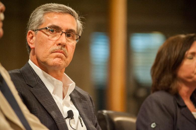 CEO of Centro Pat DiGiovanni. Photo by Scott Ball.