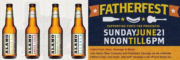 FatherFest, Alamo Beer Company, 202 Lamar