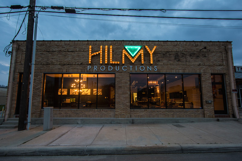 Hilmy Productions at 310 W. Josephine St. Courtesy photo.