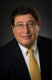 University Health System President and CEO George B. Hernández Jr.