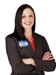 H-E-B Dietitian Stacy Bates