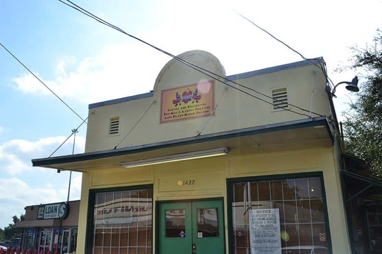 ¡Viva Vegeria! is a plant-based restaurant serving a menu featuring Tex-Mex and comida latina. Photo by Jennifer Herrera