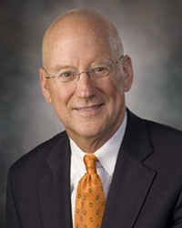 UT Health Science Center at San Antonio President William L. Henrich, M.D., MACP
