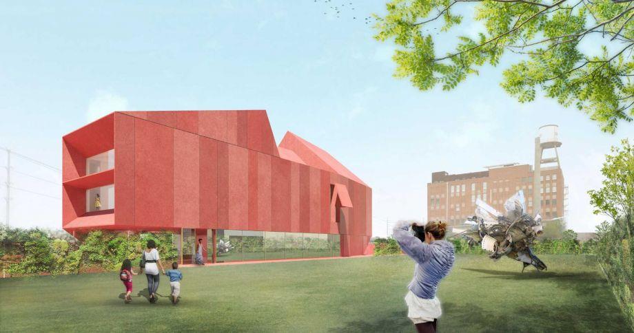 designed by preeminent architect Sir David Adjaye