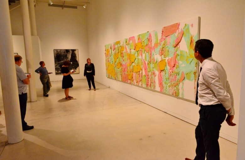 """Anna Stothart discusses """"Epoch Color"""" by Zhu Jinshi. Photography by Page Graham."""