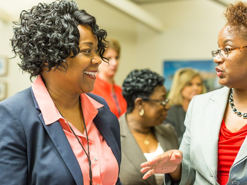 Chief Financial Officer Paula Gold-Williams will serve as Interim CEO of CPS Energy. Photo by Scott Ball.