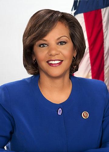 U.S. Rep. Robin Kelly (D-Illinois)