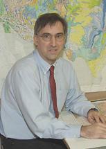 UTSA Geology Professor Alan Dutton