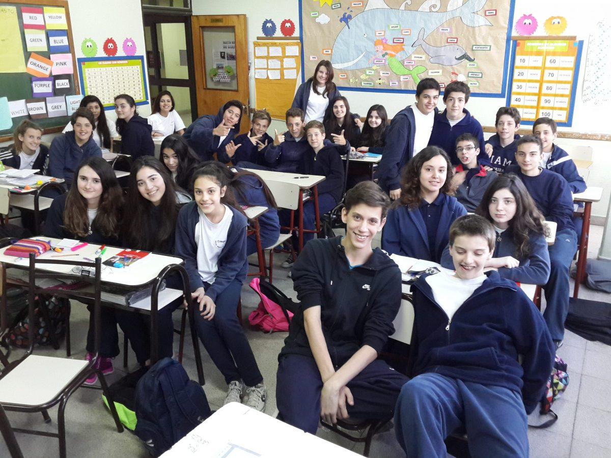 PenPal Schools participants in Argentina. Courtesy photo