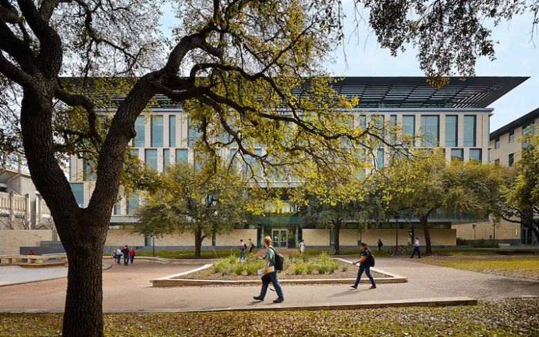 University of Texas at Austin College of Liberal Arts. Courtesy image.