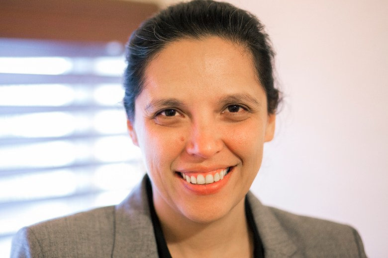 Ruby Resendez  for District 116 of the Texas House of Representatives. Photo by Kathryn Boyd-Batstone