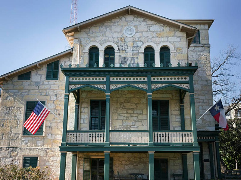 "The San Antonio Conservation Society works to ""preserve and to encourage the preservation of historic buildings, objects, places and customs relating to the history of Texas"". Photo by Kathryn Boyd-Batstone"
