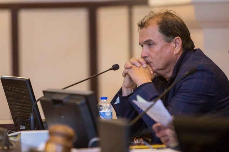 """Bexar County Commissioner Sergio """"Chico"""" Rodriguez (Pct. 1). File photo by Scott Ball."""
