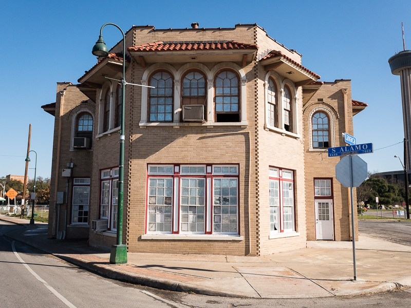 The historic Fire Station No. 7 is slated to become an Italian steakhouse by the end of 2017. Photo by Scott Ball.