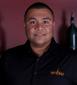 Adrian Martinez, CPA, along with Chef Brian West and Investor Javier Sandoval will run Smoke, a new restaurant between central downtown and the Eastside. Photo by Kathryn Boyd-Batstone
