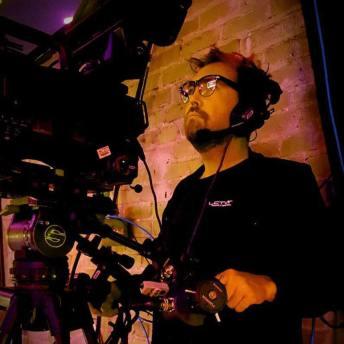 Filmmaker Johnny Luna
