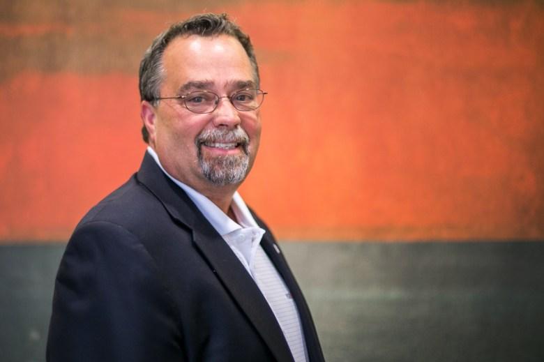 Port San Antonio President and CEO Roland Mower