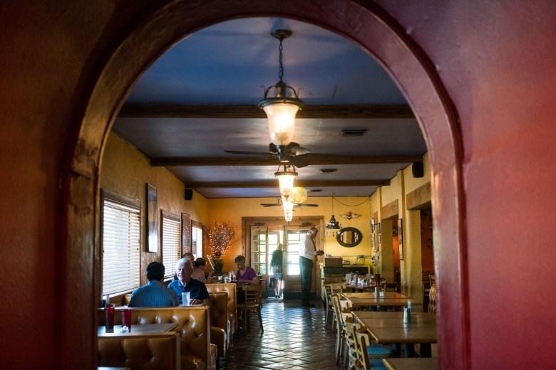 El Mirado is a favorite breakfast spot of many lSan Antonians. Photo by Kathryn Boyd-Batstone