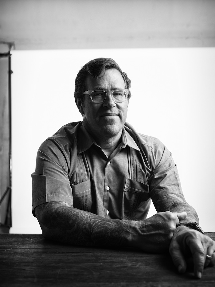 Armand Fermin. Photo by Josh Huskin for PechaKucha San Antonio.