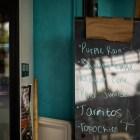 The drink menu at Purple Rain Prom. Photo by Scott Ball.