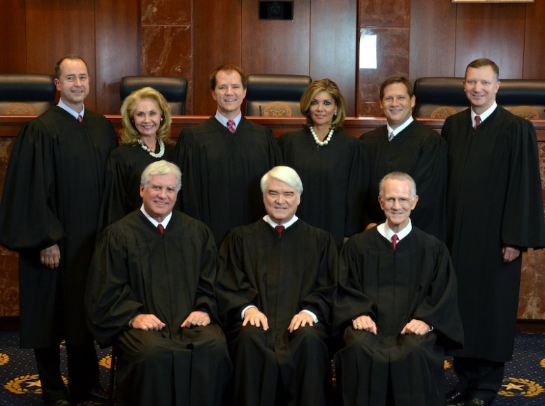 The Supreme Court of Texas.