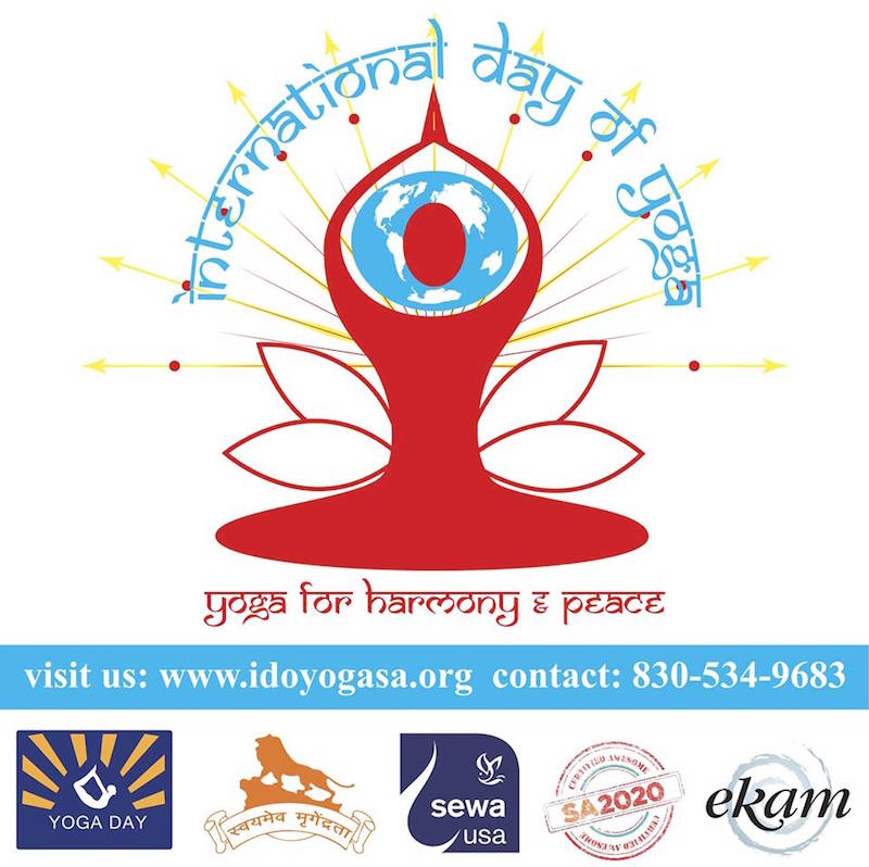 The International Day of Yoga Celebration will take place Saturday, June 18 at TriPoint Event Center.