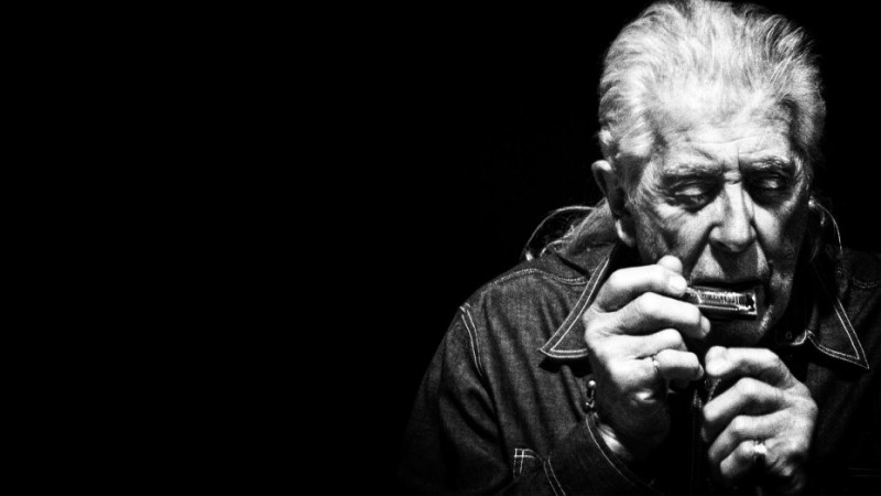 John Mayall has been keeping the blues alive for more than 50 years. He will perform at the Carlos Alvarez Studio Theater on June 25. Image courtesy the Tobin Center for the Performing Arts.