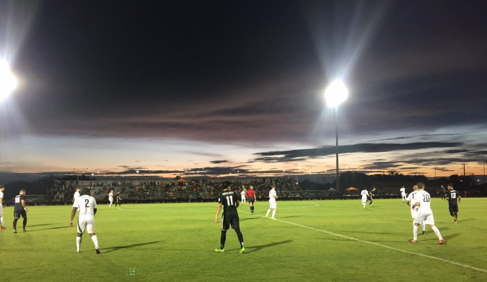 San Antonio FC faced off against Rio Grande Valley Toros on June 4, 2016 in the Rio Grande Valley. Photo courtesy of RGV FC Toros.