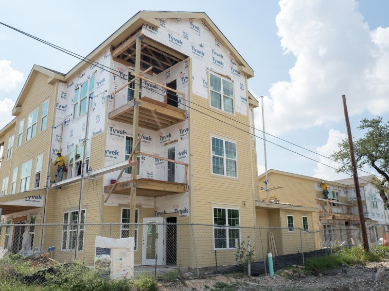 The Wheatley Choice Neighborhood development. Photo by Scott Ball.