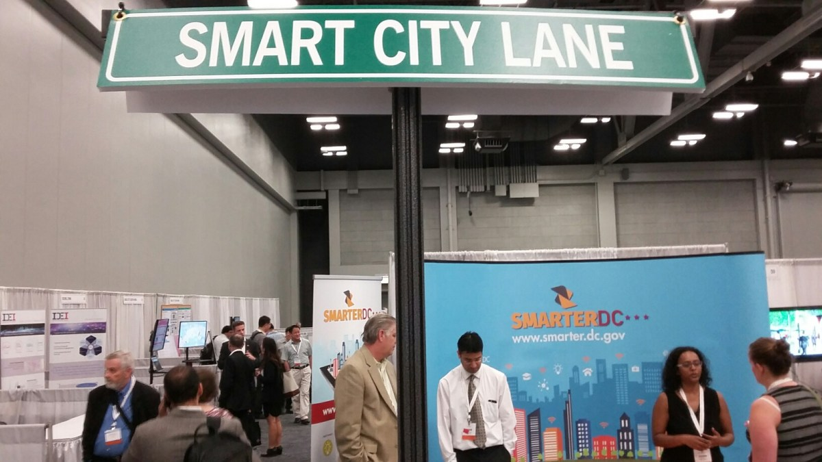 The Smart Cities Innovation Summit convens more than 200 city leaders from around the world, opened in Austin on Monday, June 13, 2016. Photo by Edmond Ortiz