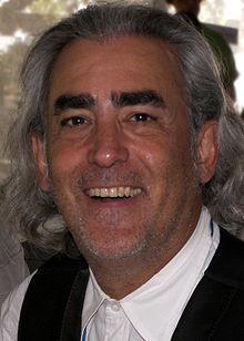 Author John Santos. Photo courtesy of Gemini Ink.